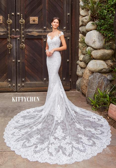 Abby Wedding                                          dress by KittyChen
