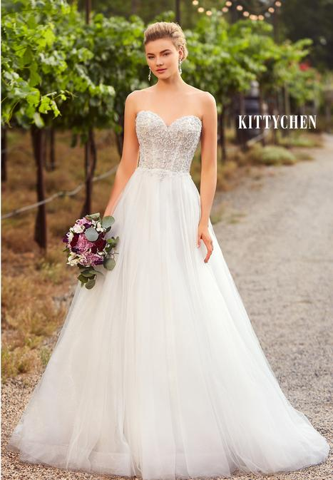 Karen Wedding                                          dress by KittyChen