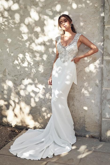 Athena Crepe Wedding                                          dress by Anna Campbell
