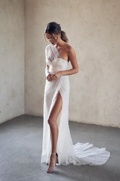 Tate (With Side Split) Wedding                                          dress by Anna Campbell
