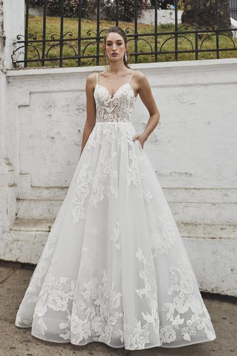 Elena Wedding                                          dress by Calla Blanche