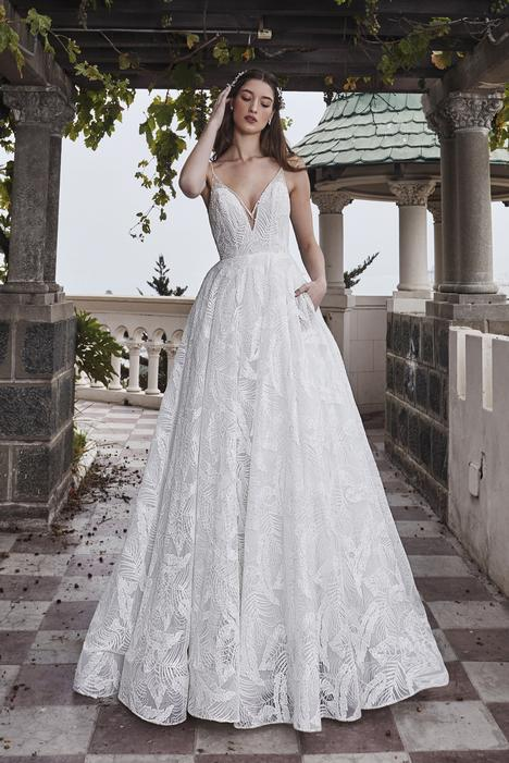 Katrina Wedding                                          dress by Calla Blanche