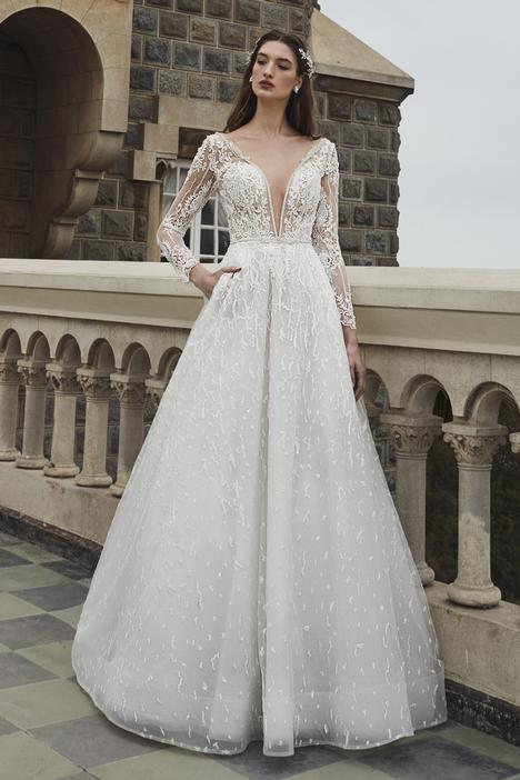 Cynthia Wedding                                          dress by Calla Blanche