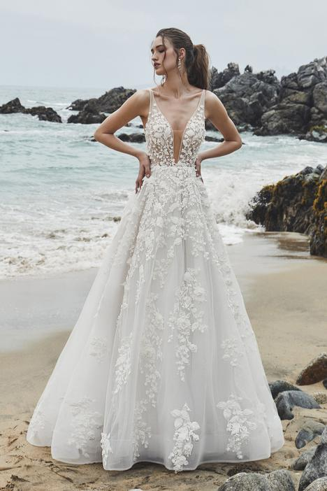 Joanne Wedding                                          dress by Calla Blanche
