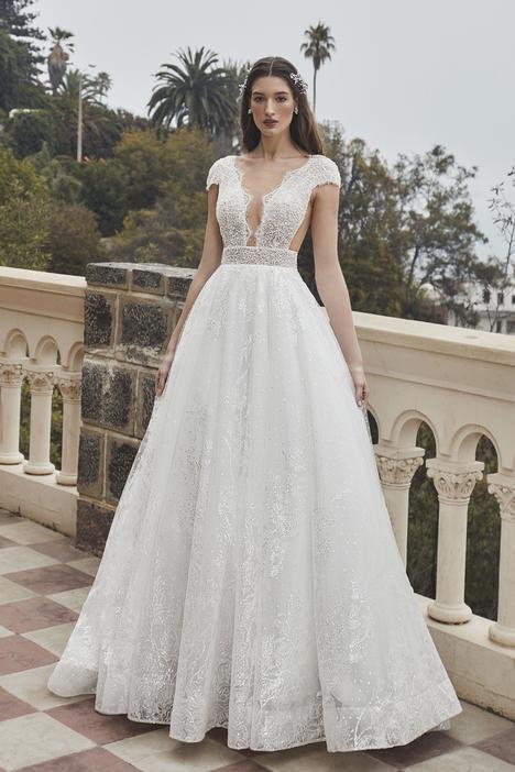 Darlene Wedding                                          dress by Calla Blanche