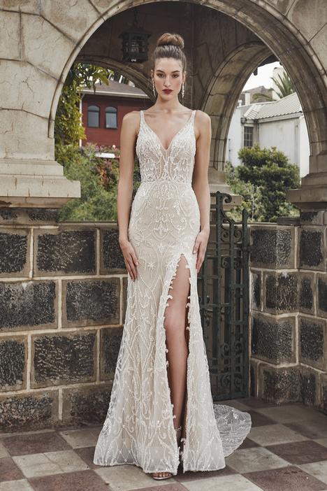 Dagny Wedding                                          dress by Calla Blanche