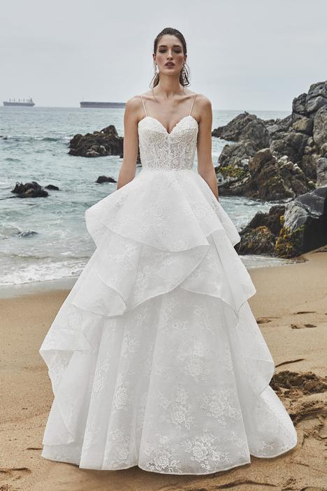Katheryn Wedding                                          dress by Calla Blanche