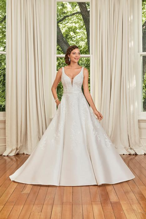 Natalie Wedding                                          dress by Sophia Tolli