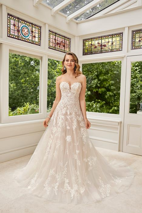 Rosa Wedding                                          dress by Sophia Tolli
