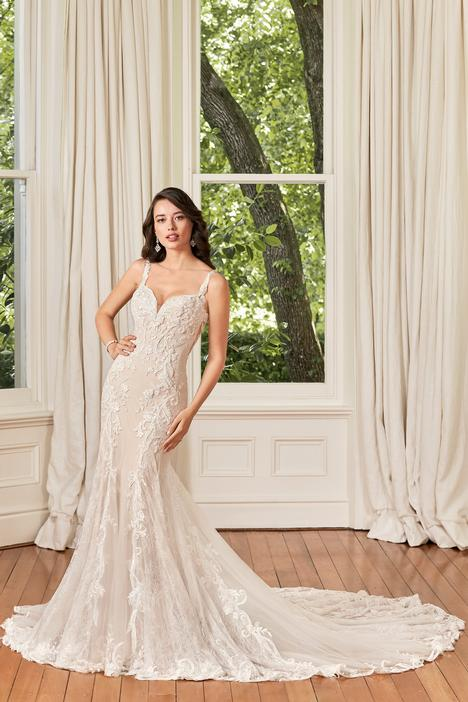 Yasmine Wedding                                          dress by Sophia Tolli