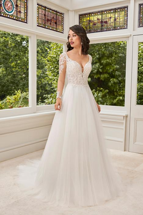 Camryn Wedding                                          dress by Sophia Tolli