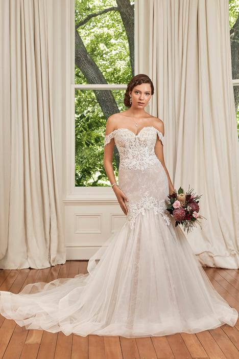 Jayda Wedding                                          dress by Sophia Tolli