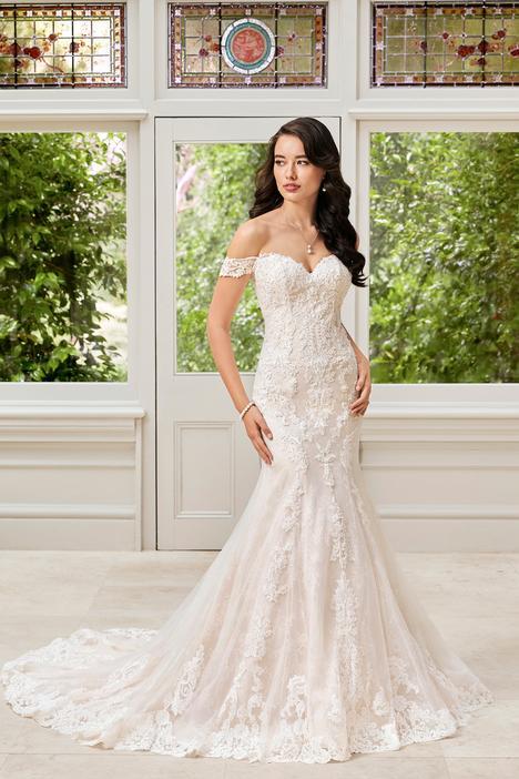 Kacey Wedding                                          dress by Sophia Tolli