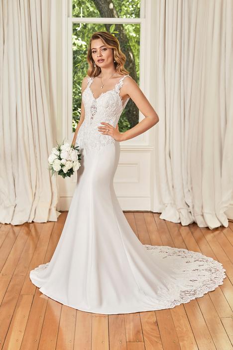 Alaina Wedding                                          dress by Sophia Tolli