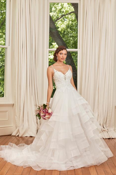 Alesha Wedding                                          dress by Sophia Tolli