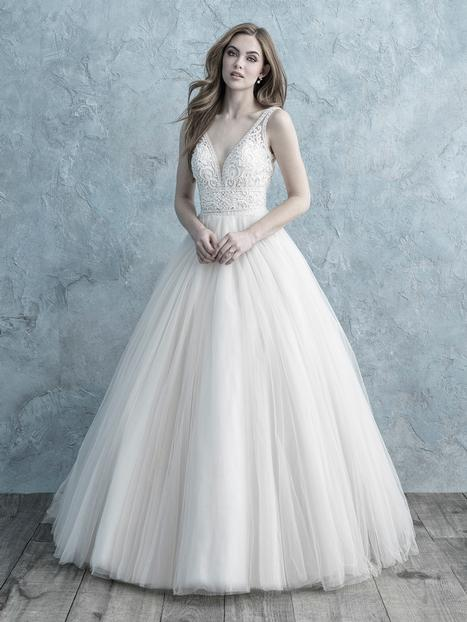 Wedding                                          dress by Allure Bridals