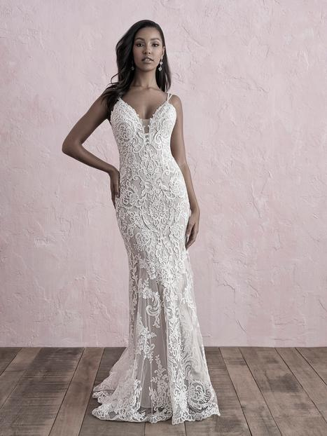 Style 3269 gown from the 2019 Allure Romance collection, as seen on dressfinder.ca
