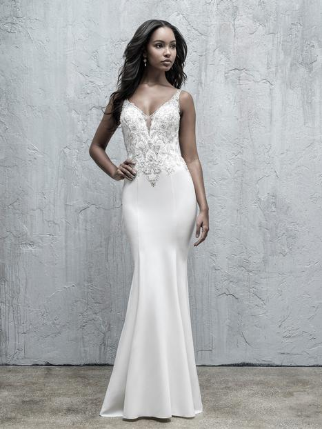 Wedding                                          dress by Madison James