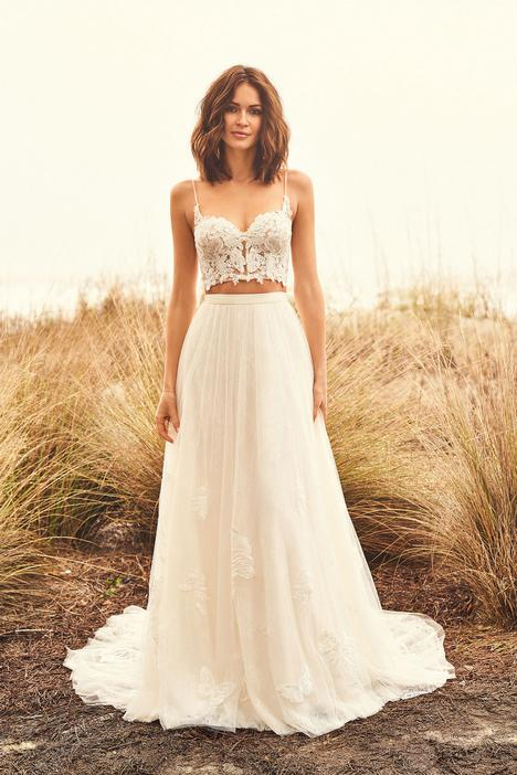 Wedding                                          dress by Lillian West