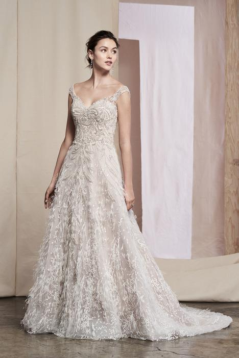 Hazel Wedding                                          dress by Justin Alexander Signature
