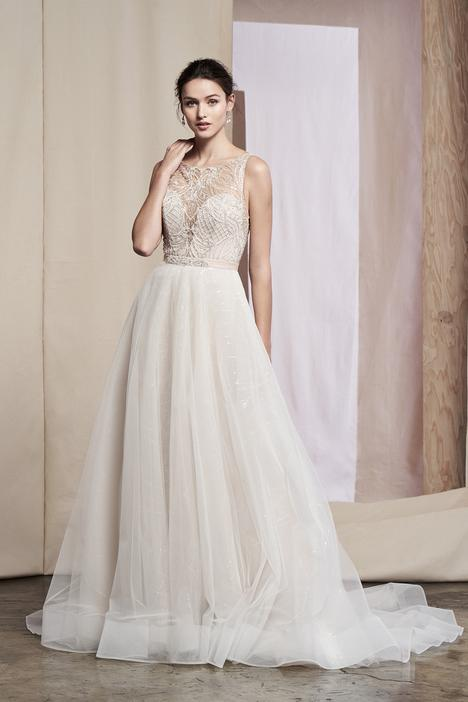Dahlia + Skirt Wedding                                          dress by Justin Alexander Signature