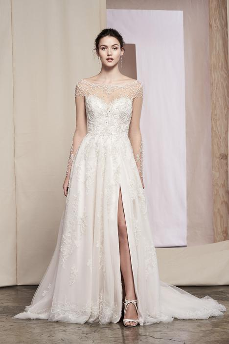 Hana Wedding                                          dress by Justin Alexander Signature