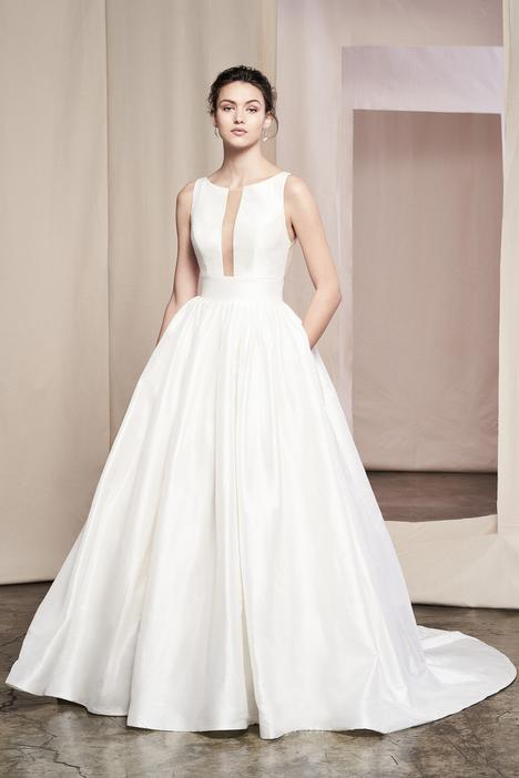 Azalea Wedding                                          dress by Justin Alexander Signature