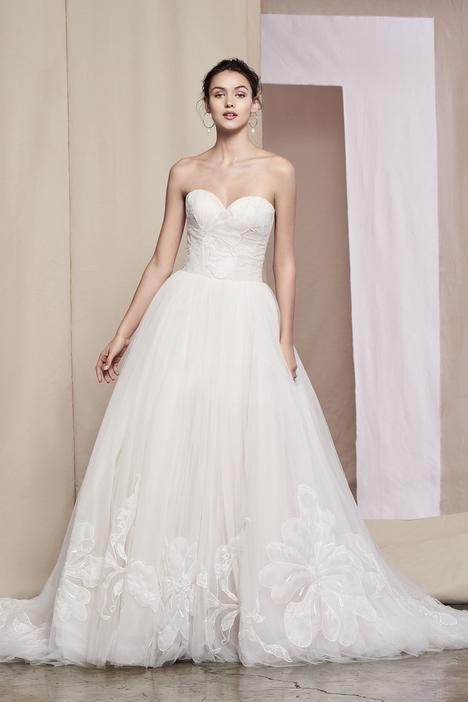 Fleur Wedding                                          dress by Justin Alexander Signature