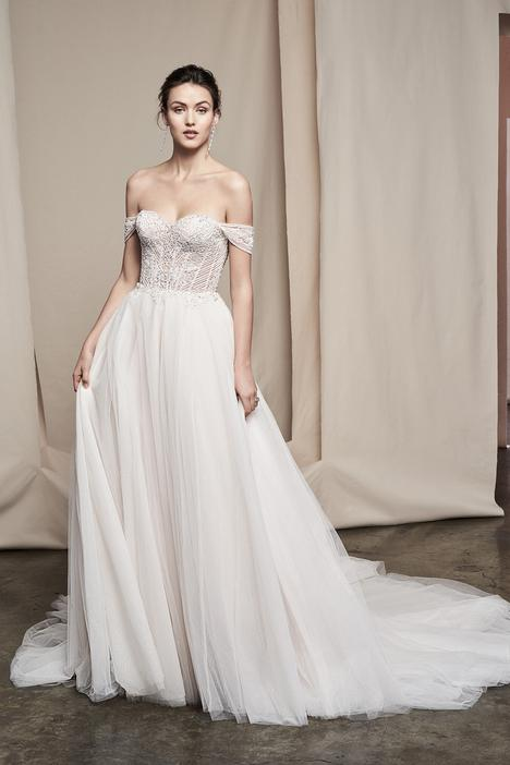 Aster Wedding                                          dress by Justin Alexander Signature