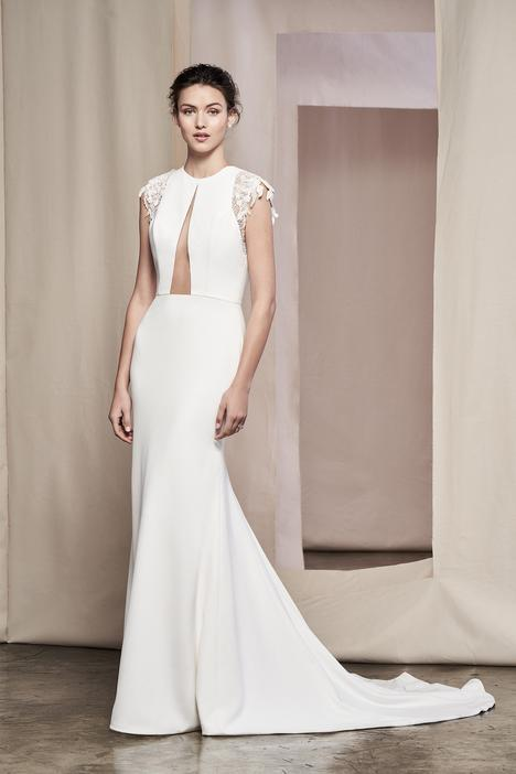 Daphne Wedding                                          dress by Justin Alexander Signature