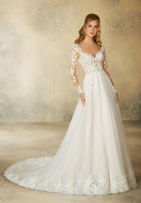 Style 2078 gown from the 2019 Morilee Bridal collection, as seen on dressfinder.ca