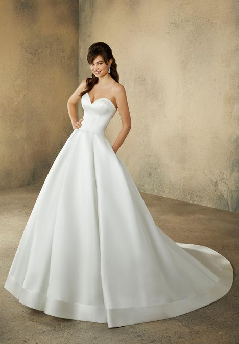 Wedding                                          dress by Morilee Bridal