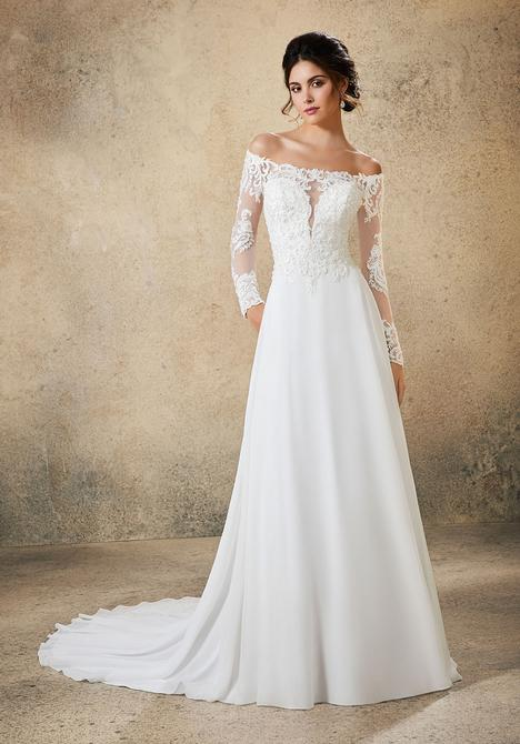 Wedding                                          dress by Morilee Blu