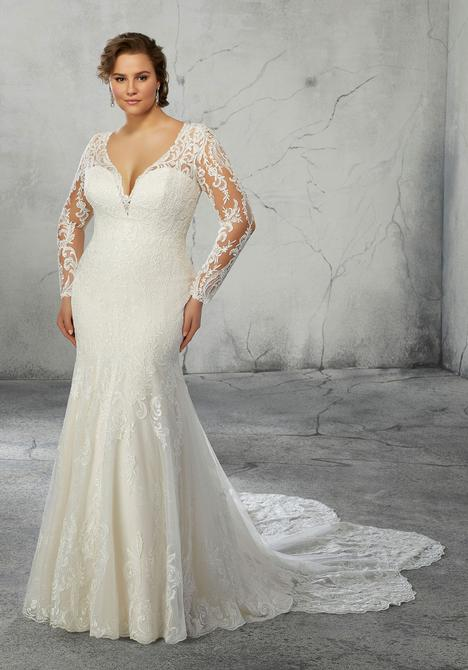 Style 3263 gown from the 2019 Morilee Julietta collection, as seen on dressfinder.ca