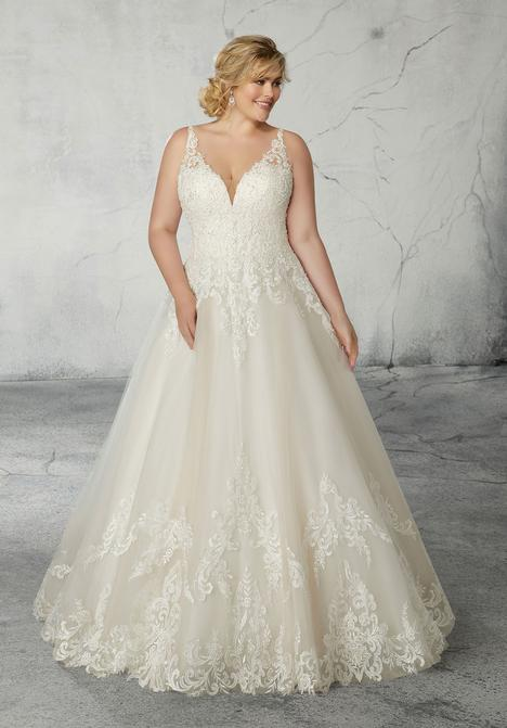 Style 3264 gown from the 2019 Morilee Julietta collection, as seen on dressfinder.ca