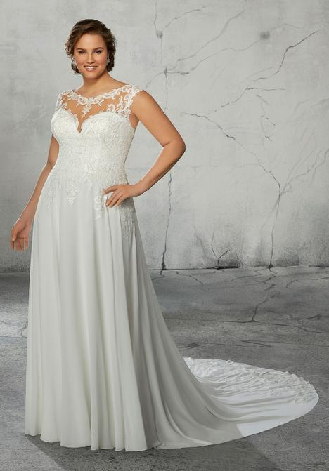 Style 3267 gown from the 2019 Morilee Julietta collection, as seen on dressfinder.ca