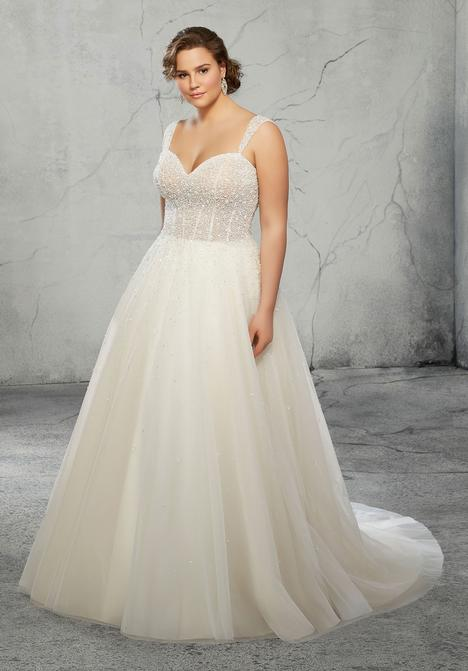 Style 3270 gown from the 2019 Morilee Julietta collection, as seen on dressfinder.ca