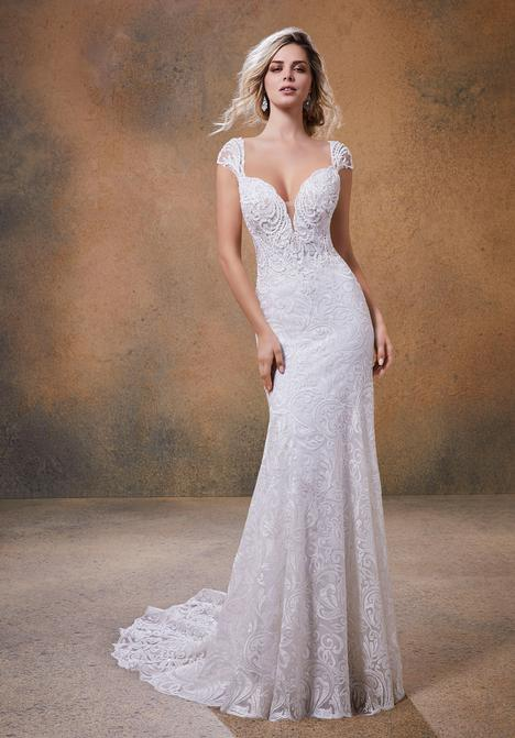 Wedding                                          dress by Madeline Gardner