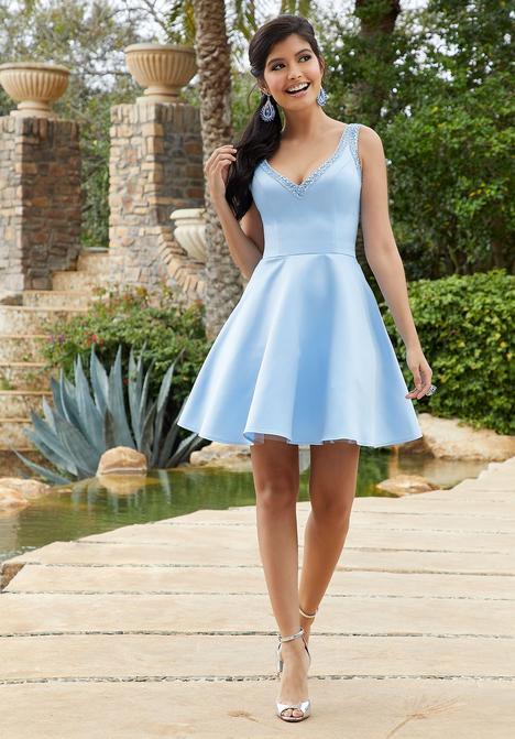 Prom dress by Morilee Damas