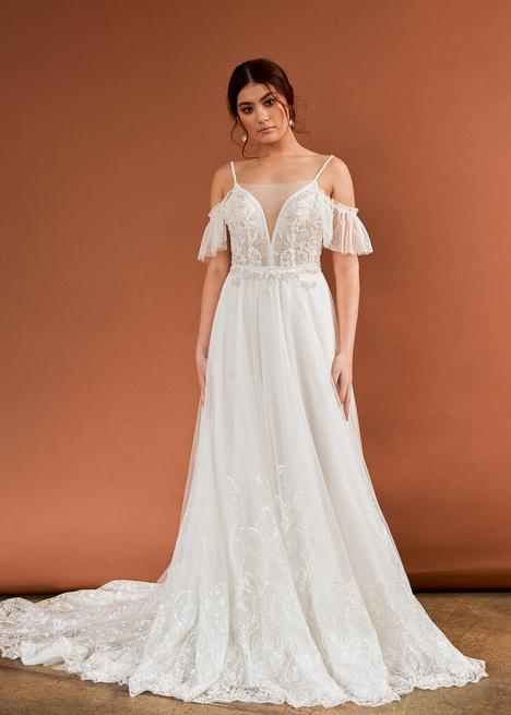 Style CZ372 gown from the 2020 Cizzy Bridal collection, as seen on dressfinder.ca