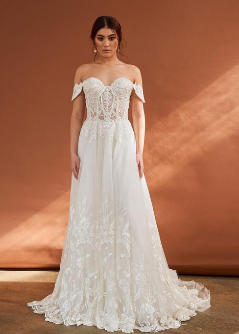 Style CZ6097 gown from the 2020 Cizzy Bridal collection, as seen on dressfinder.ca