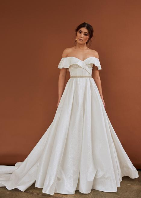 Wedding dress by Cizzy Bridal