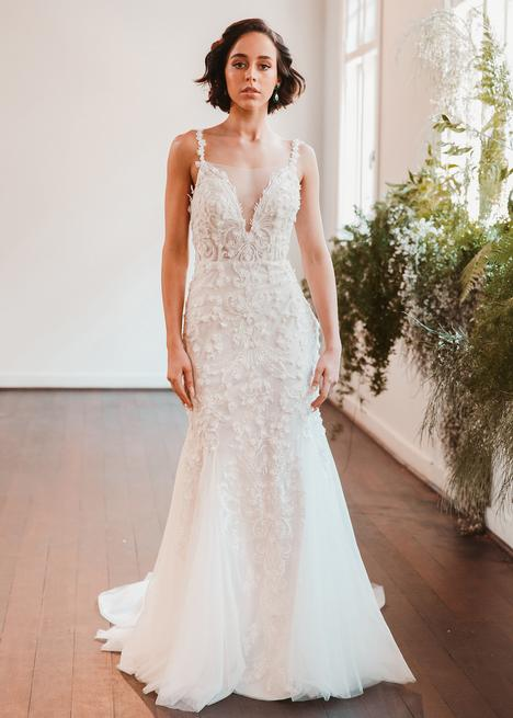 Wedding                                          dress by Wedding Societe