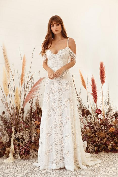 Wedding                                          dress by White April