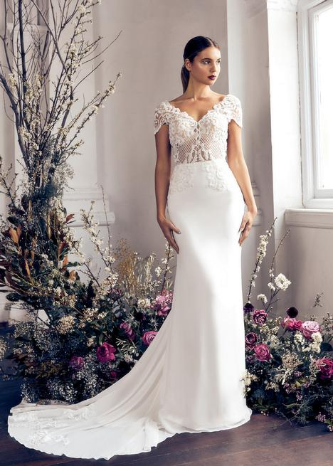 Style ZB311 gown from the 2020 Zavana Bridal collection, as seen on dressfinder.ca