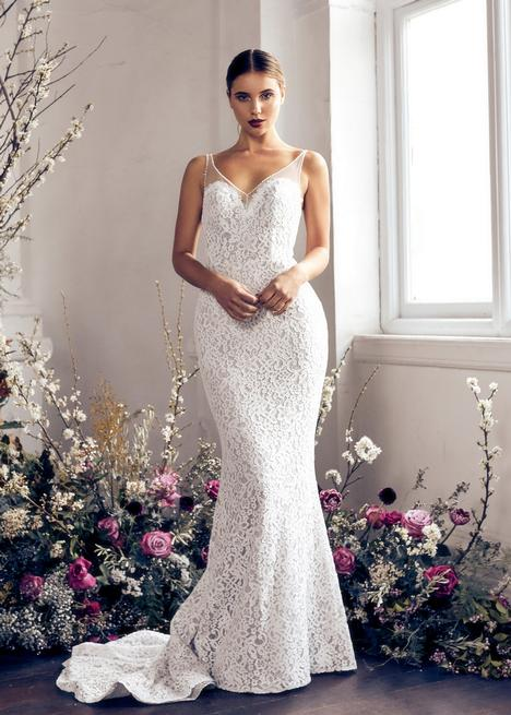 Style ZB329 gown from the 2020 Zavana Bridal collection, as seen on dressfinder.ca