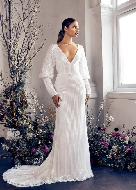 Style ZB349 gown from the 2020 Zavana Bridal collection, as seen on dressfinder.ca