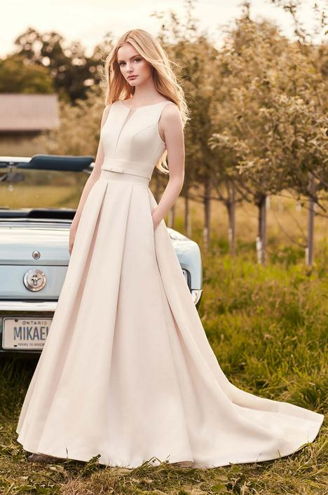 Wedding                                          dress by Mikaella