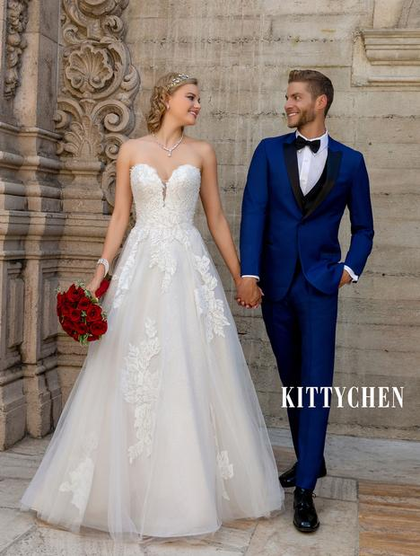 Agatha Wedding dress by KittyChen