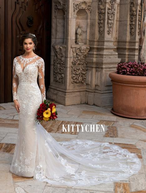 Cecelia Wedding                                          dress by KittyChen